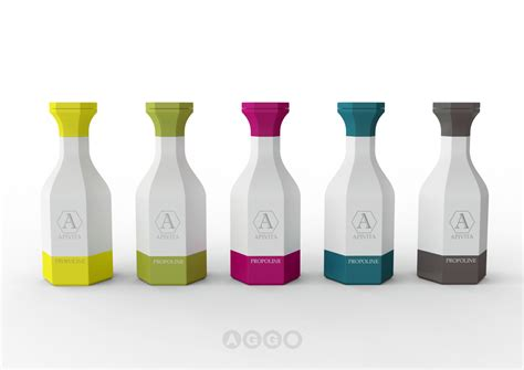 Design A Kitchen shampoo packaging aggo studio