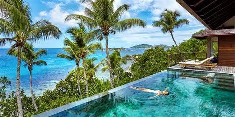 best resort seychelles the best hotels in the seychelles business insider