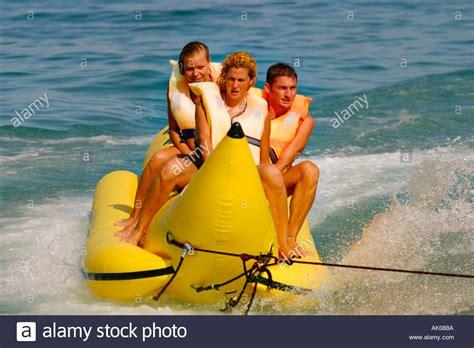 banana boat ride malaga torremolinos costa del sol spain banana boat ride on