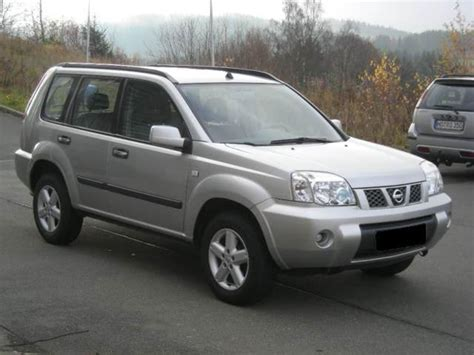 Shockbreaker Nissan Xtrail 2004 Nissan X Trail 2004 Reviews Prices Ratings With