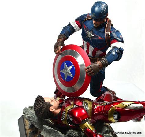 Daymart Toys Captain America Figure toys captain america civil war iron 46 figure review