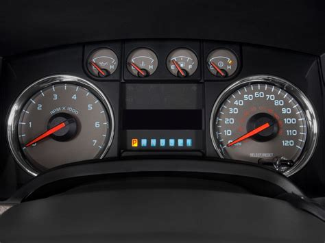 best car repair manuals 2009 ford f150 instrument cluster image 2009 ford f 150 2wd supercrew 145 quot xlt instrument cluster size 1024 x 768 type gif