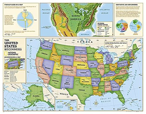 united states learning map compare price to united states poster tragerlaw biz