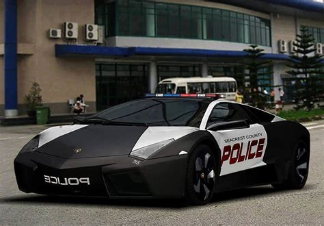 Lamborghini Police by Lamborghini Police