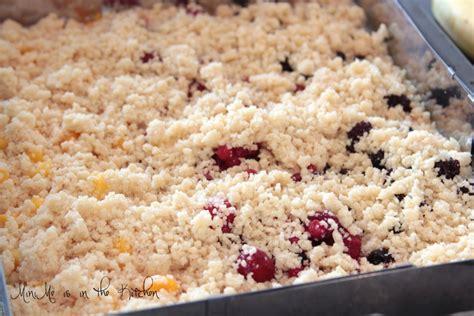 rababa kuchen obstschmandkuchen einfach leckerer quark 214 l teig