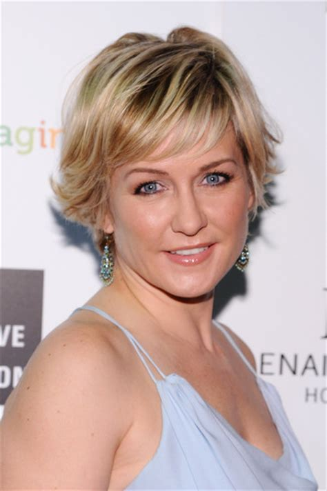 linda from blue bloods haircut amy carlson photos photos the creative coalition s