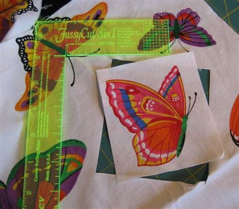 Cutting Rulers For Quilting by Fussy Cut Ruler Give Away Quilting Gallery Quilting Gallery