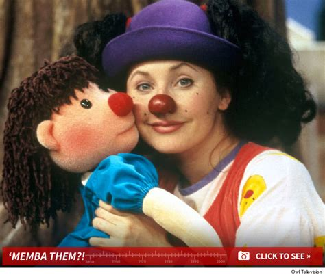 molly and the big comfy couch costume loonette the clown on the big comfy couch memba her