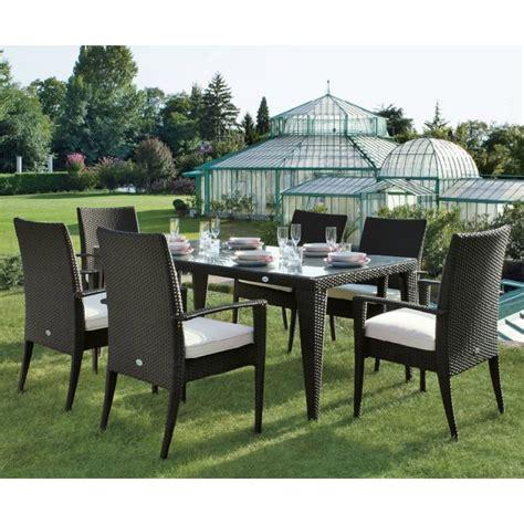 offerta tavolo giardino offerte tavoli da giardino in rattan mobilia la tua casa
