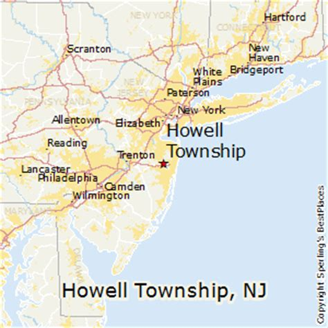 Nj Search Map Of Howell Nj Search Engine At Search