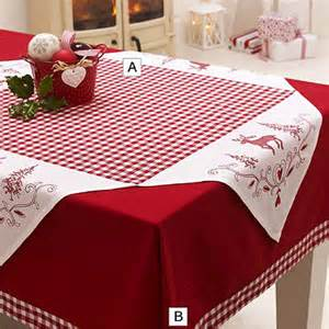 Snowflake Table Linens - table linens uk home decoration club