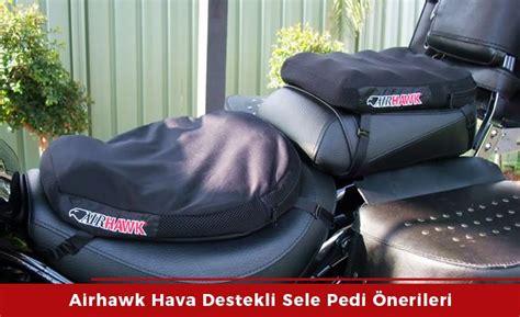 motoplus motosiklet aksesuarlari airhawk hava destekli