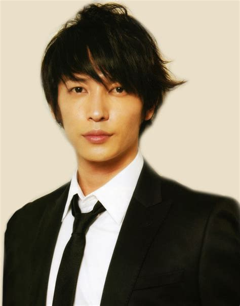 most handsome japanese top ten most beautiful japanese actors as polled on goo
