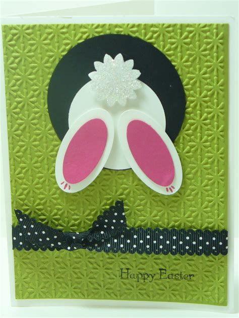 card ideas for easter creations by chris february 2012