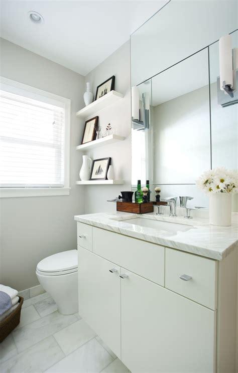 open shelving in bathroom bathroom open shelving km decor diy organizing open