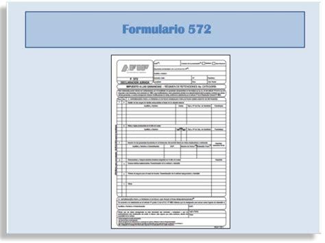 afip formulario 572 web siradig periodos fiscal 2015 impuestos impuesto a las ganancias identidad guillerminense