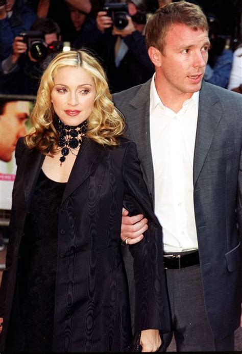 Madonna Ritchie Getting Divorced by Madonna Felt Incarcerated While Married To Ritchie