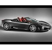 Sports Cars Ferrari Black