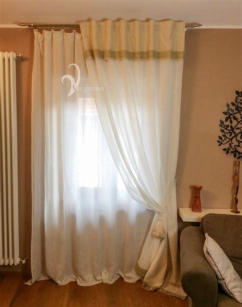 tendaggi shabby chic tenda shabby chic vergnano tendaggi