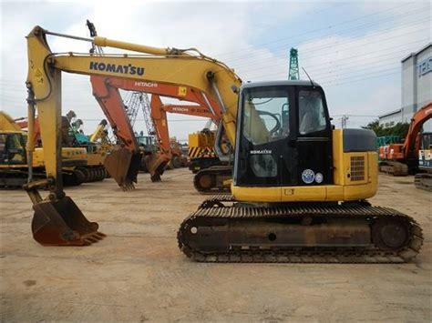Komatsu Used Excavators Pc 50uu 2 used komatsu pc128us 2 crawler excavators year 2000 for