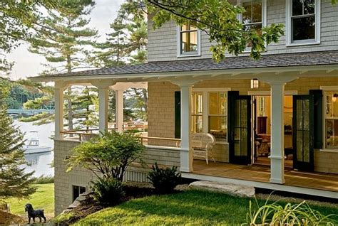 Vintage Ranch House Plans by Four Beautiful Porches Design Ideas