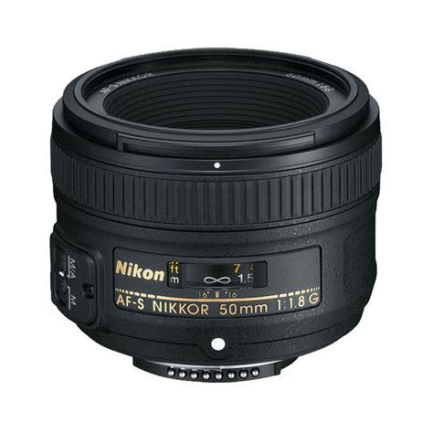 Jual Lensa Nikon 50mm 1 8g jual nikon af s nikkor 50mm f 1 8g lensa kamera