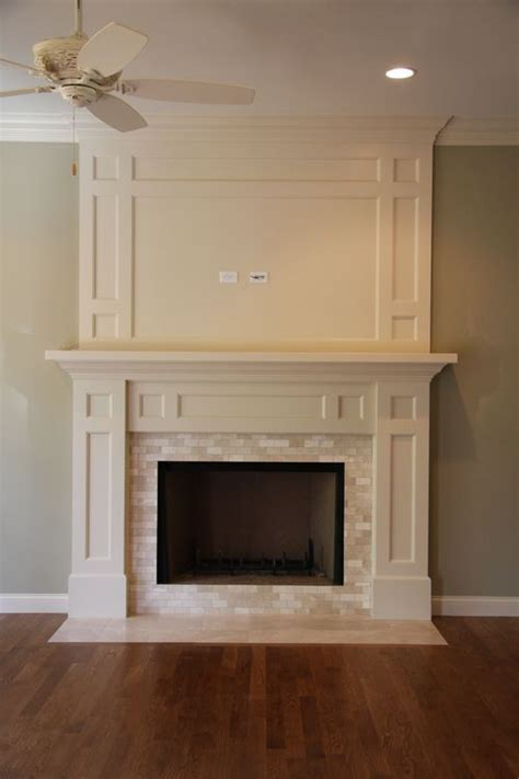 Fireplace Trim Ideas by 17 Best Ideas About Fireplace Surrounds On