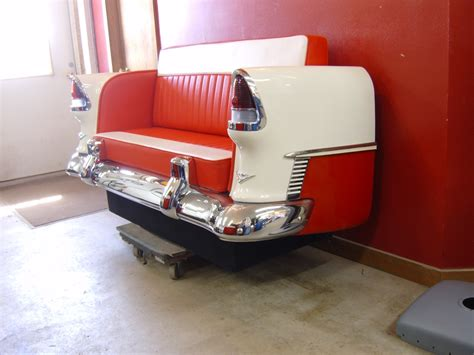 sofa auto retro automotive car couches car chairs car desks