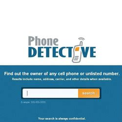 Do Phone Lookups Really Work Phone Detective Review Phone Detective Ixivixi