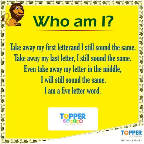 i a book of picture riddles answers who am i riddles topperjunior education whoami