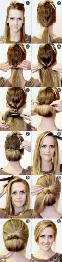 hairstyle diy 9 pretty diy hairstyles with step by step tutorials
