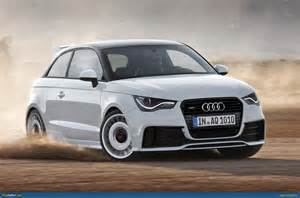 Audi In Ausmotive 187 Limited Edition Audi A1 Quattro Revealed