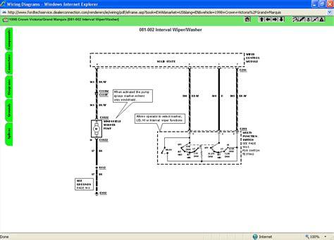 sprague wiper motor wiring diagram k