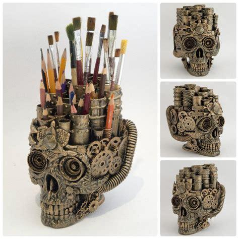 design house decor etsy steunk skull etsy steunk pinterest skulls