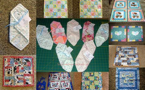 Preemie Quilts by Michele Bilyeu Creates With And The Healing