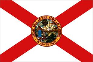 florida state colors florida fl state flag list of 50 state flages of the