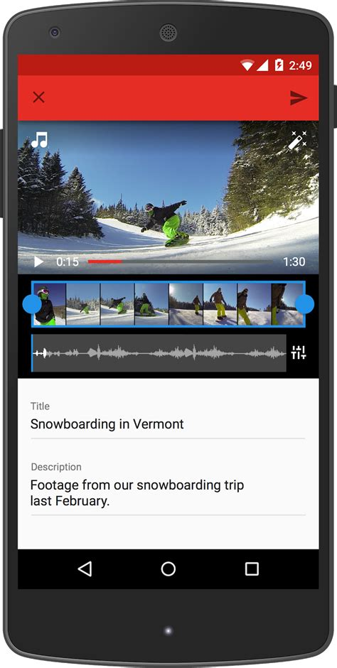 youtube moblie youtube mobile app gets a facelift with three new tabs