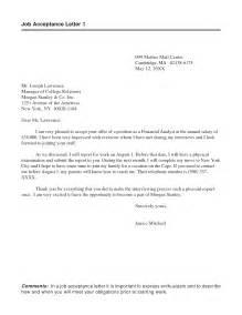 acceptance letter crna cover letter