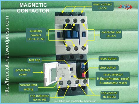 magnetic contactor hermawan s refrigeration and