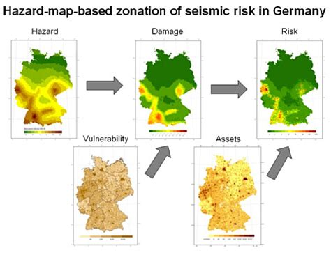 earthquake germany cedim research former cedim research focuses