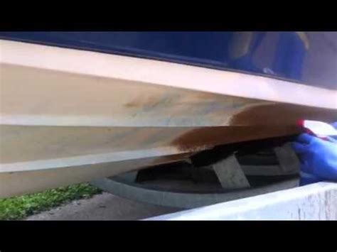 boat cleaner for algae how to clean grime algae off your boat miracle