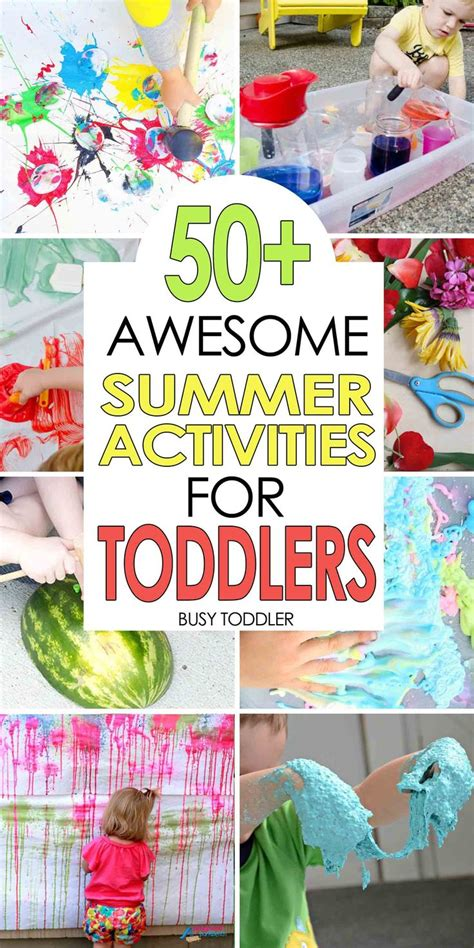 5 Brilliant Ideas To Make 25 Best Ideas About Toddler Summer Crafts On