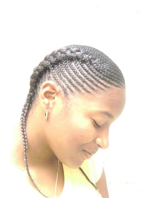 pictures of corn braids coming from the side braids on pinterest