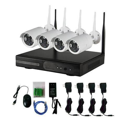 Nvr Kit Wireless 4ch wireless nvr kit dp12 j04