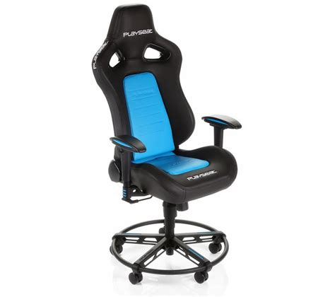 sillon gaming carrefour buy playseat l33t gaming chair blue free delivery currys