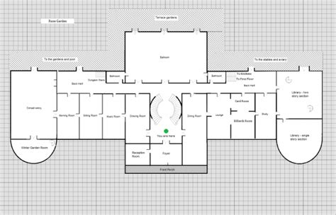 Floor Plans With Guest House by Malfoy Manor Floor Plans Brutus The Bold