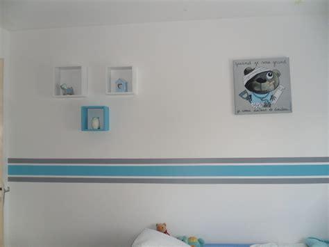 Peinture Bande Horizontale by Bande De Peinture Horizontale Sur Mur Les Rayures