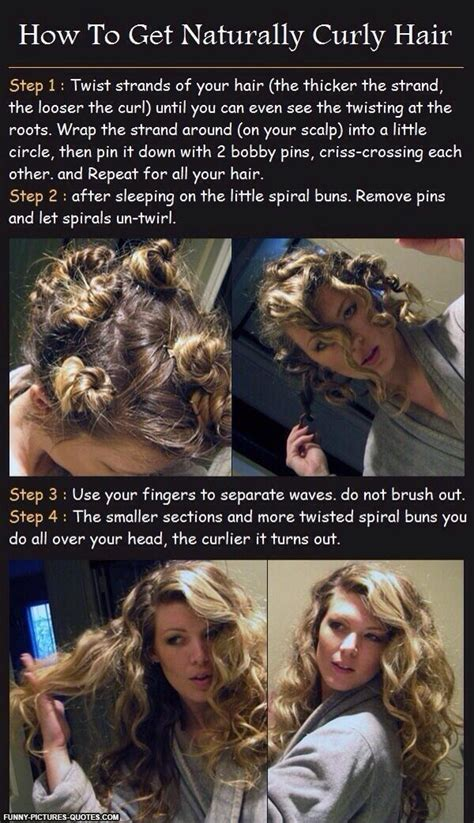 How To Curly Hair how to get naturally curly hair pictures and quotes
