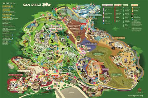 map world san diego the san diego real estate estate san diego zoo