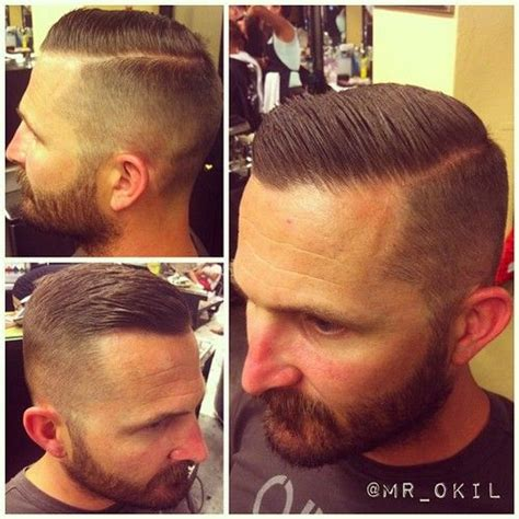 haircut barbeshop videos 117 best images about hair on pinterest pompadour men s